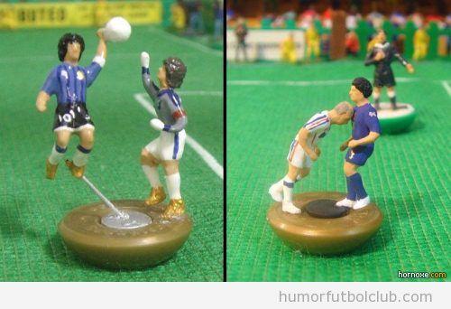 Zidane humor f tbol club f tbol y humor part 3 for Juego de mesa de futbol
