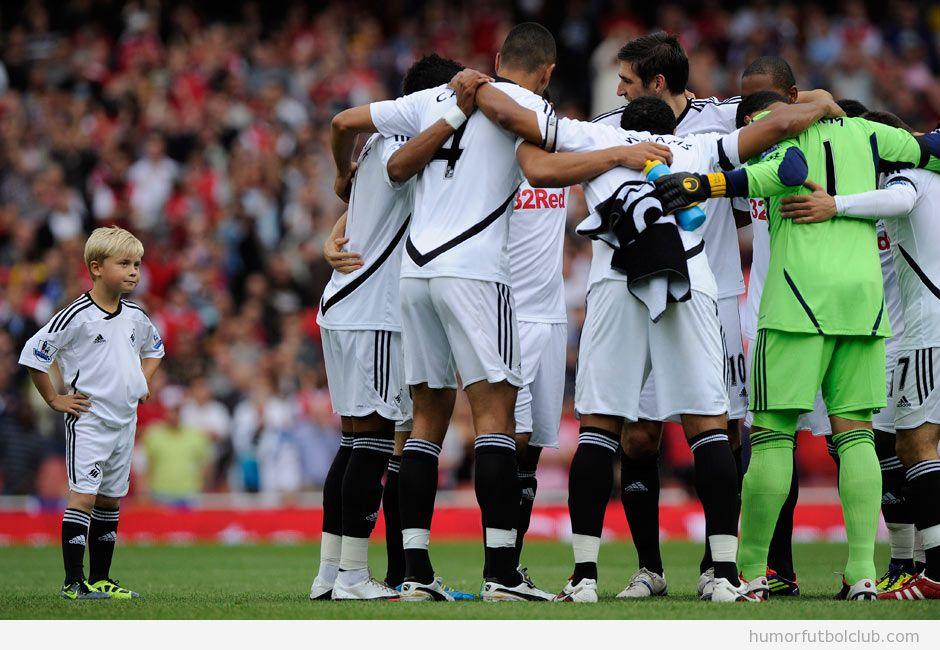 Mejor foto temporada 2011-2012 por Barclays, Arsenal vs Swansea