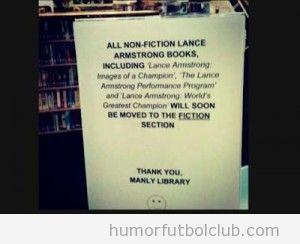 biblioteca libros lance amstrong 12 jun 2013 08 23 12k