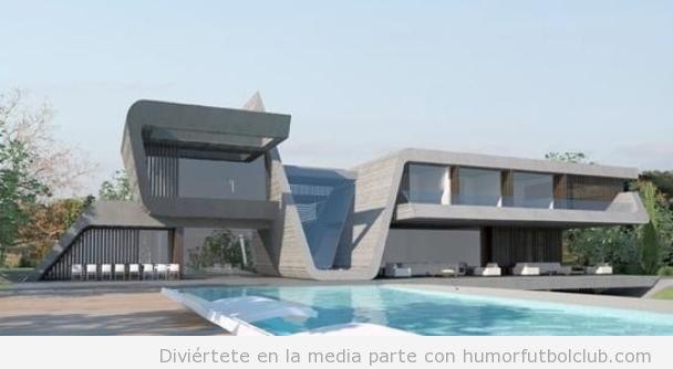 Casa de cristiano ronaldo casa nueva cristiano ronaldo