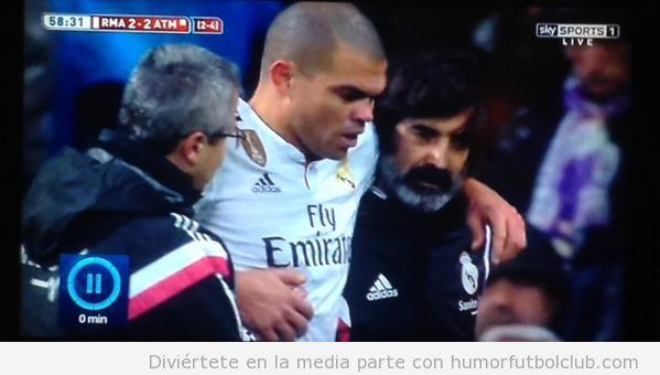 Reacciones graciosas gol Torres ante Real Madrid