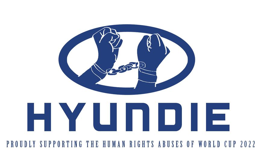 Logos anti esclavitud patrocinadores Mundial Fútbol Qatar 2022 - 7