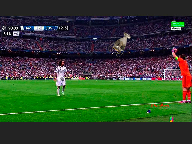 Memes graciosos saque de banda de Iker Casillas 3