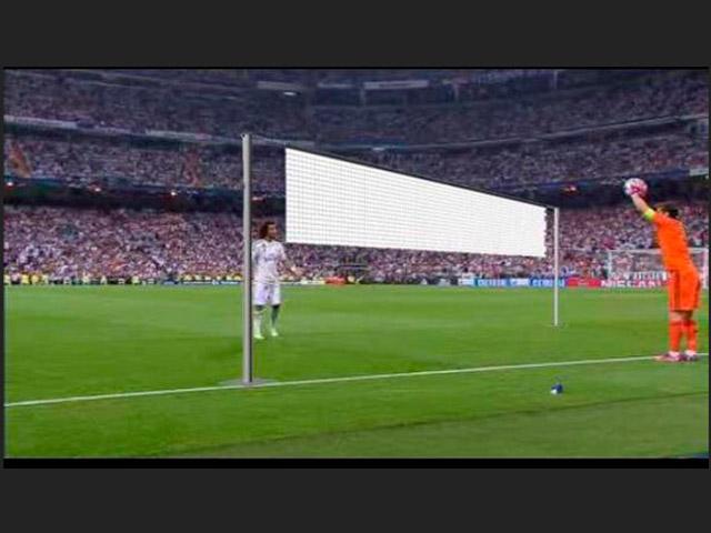 Memes graciosos saque de banda de Iker Casillas 5