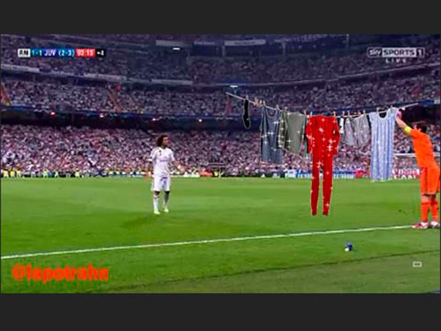 Memes graciosos saque de banda de Iker Casillas 7