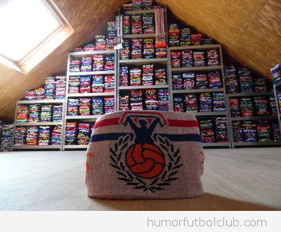 Mejores colecciones bufandas fútbol 3