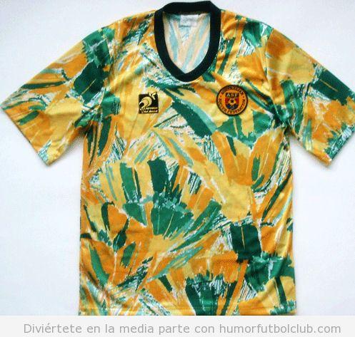 Camiseta fea de Asuralia Home 1990