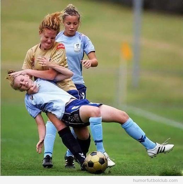 Old Rugby Player Jokes: Fútbol Femenino: Expectativas Vs Realidad (vol.3)