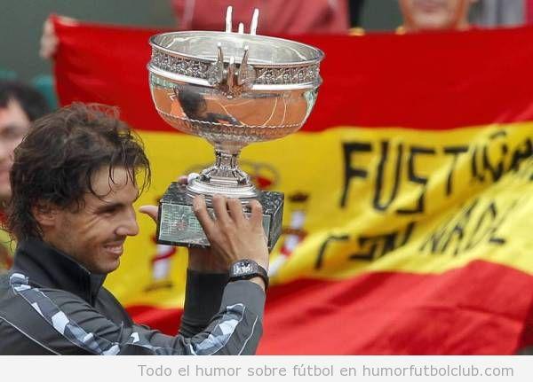 Rafa Nadal gana su septimo Roland Garros y hace historia