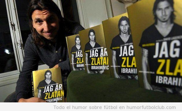 Biografia de Zlatan Ibrahimovic