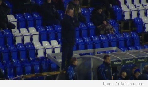 Imagen divertida entrenador del Kilmarnock