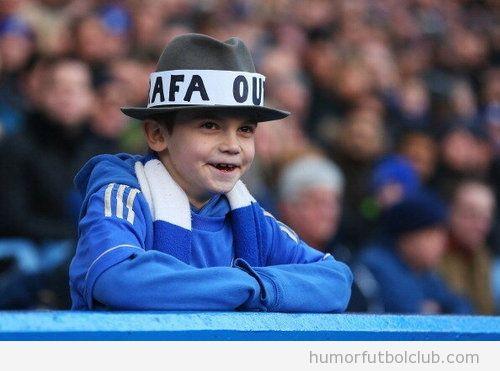 Niño con sombrero Rafa Out