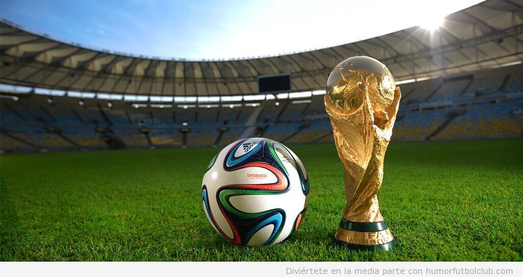 Adidas revela el Brazuca, balón oficial Mundial Fútbol Brasil 2014