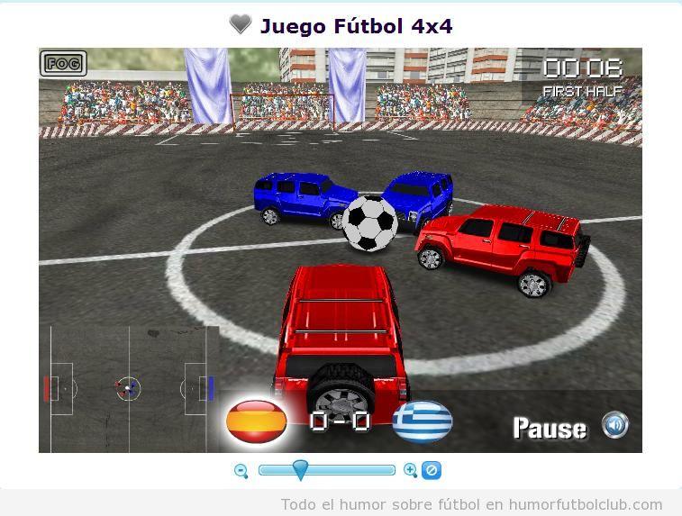 juego-4x4