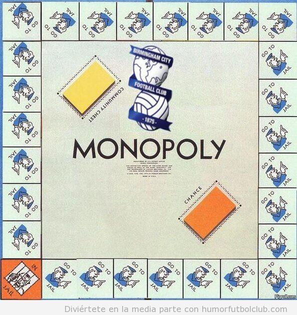 Monopoly Birmingham City