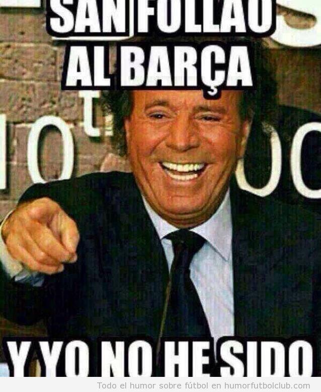 Memes graciosos derrota Barça ante Atlético Madrid