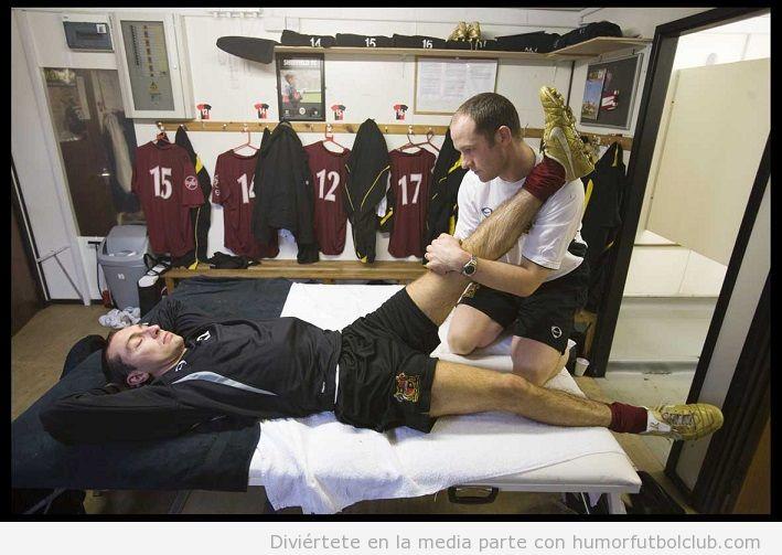 Sports Injury - Sheffied Football Club