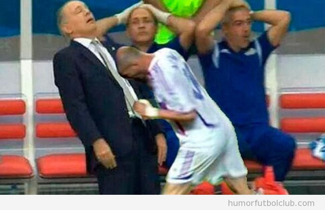 Memes divertidos  caída entrenador argentina vs Bélgica en Mundial Brasil 14