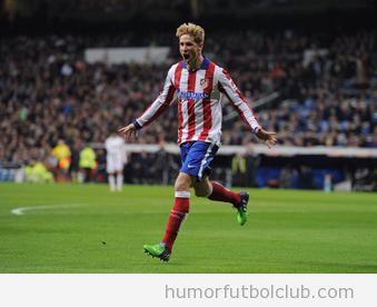Reacciones graciosas gol Torres ante Real Madrid 2