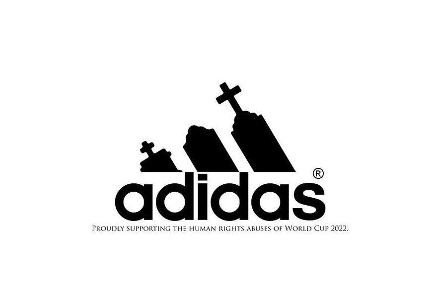 Logos anti esclavitud patrocinadores Mundial Fútbol Qatar 2022 - 4