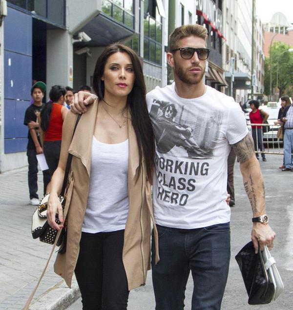 Camiseta Sergio Ramos: Working Class Heroe