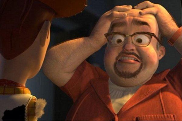 Rafa Benítez parecido razonable coleccionista de Toy Story