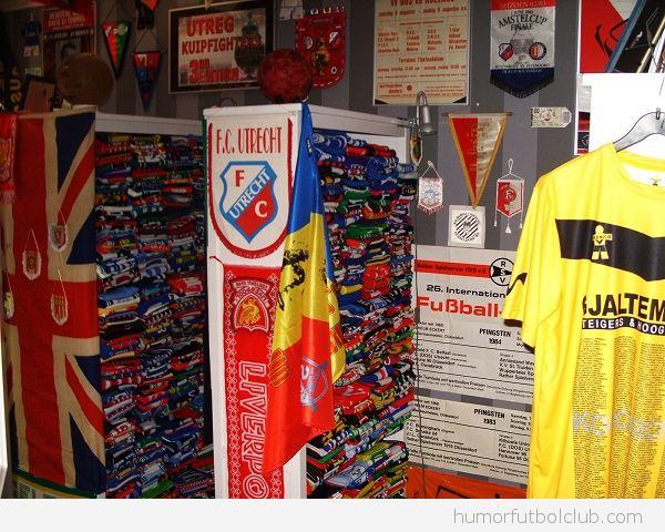 Mejores colecciones bufandas fútbol 5