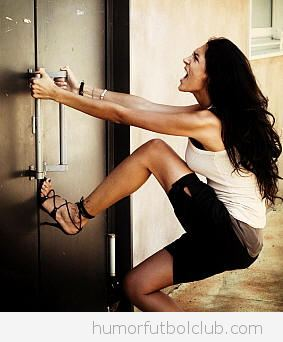 Abrir puerta cerrada