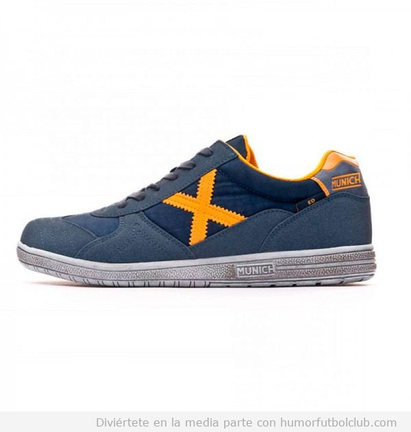 Zapatillas Munich G-3 jeans